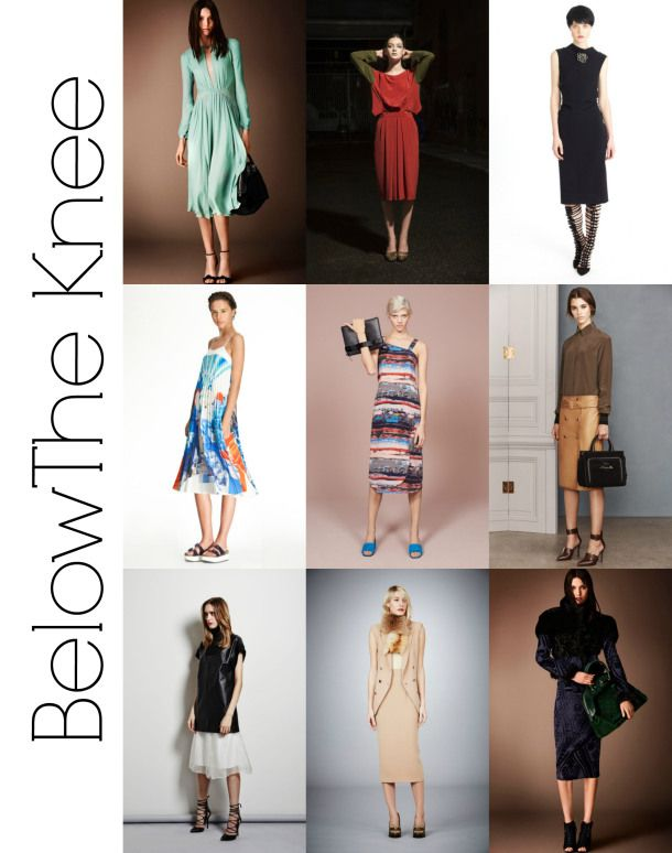 Pre Fall 2014 Fashion Trends Inspiration