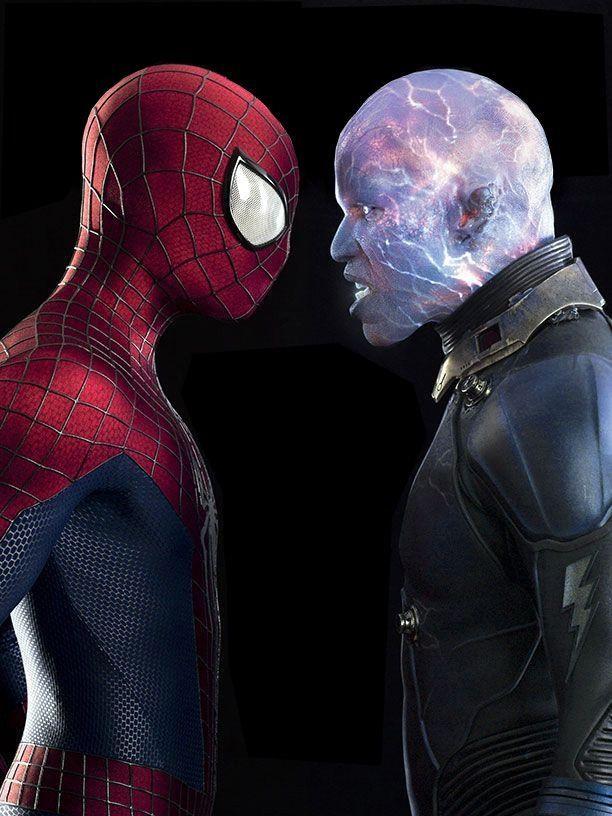 Spiderman & Electro