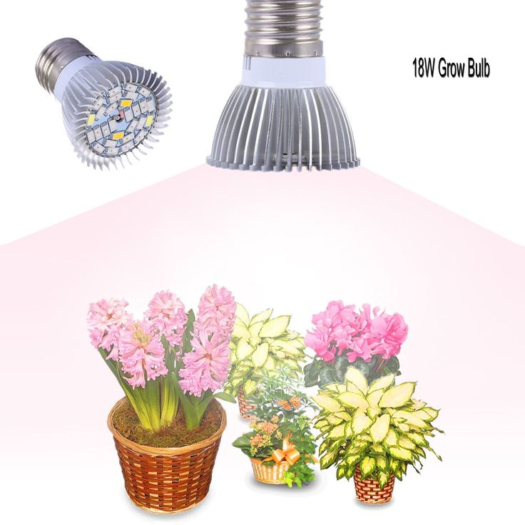 gianor e w led grow lights full spectrum light bulbs pcs smd chips greenhouse growing plantas crece lucesjardn