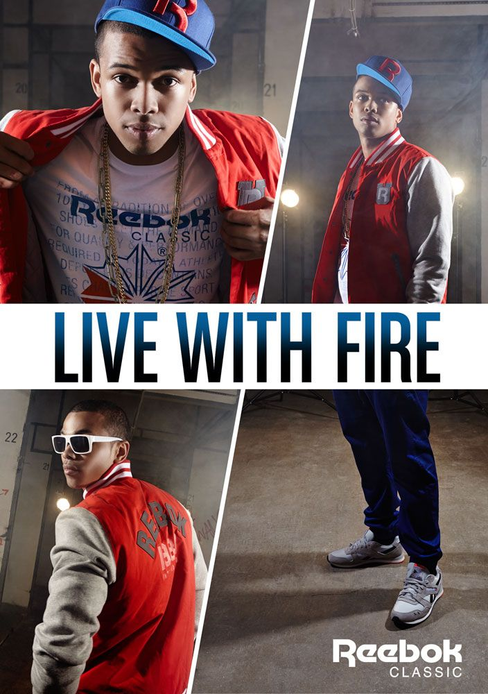 Ben Cristovao for Reebok by David Turecky