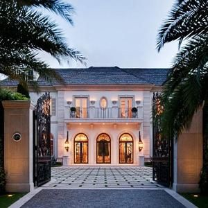 Luxury Palm Beach Mansion