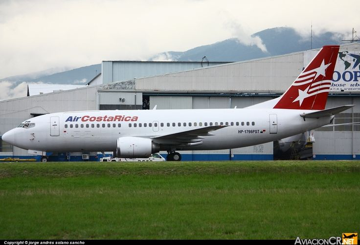 AirCostaRica - The new airline of Costa Rica HP-1796PST B737-3B3 (QC)