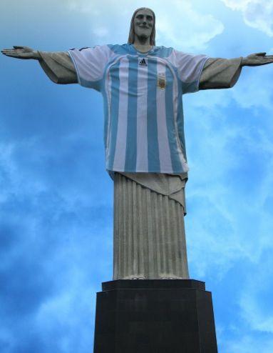 Brazil 2014. Argentina!!