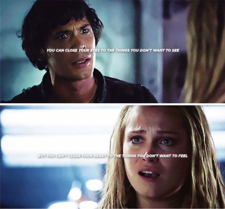100 Movies 100 Quotes: Bellarke, TVs And Movie