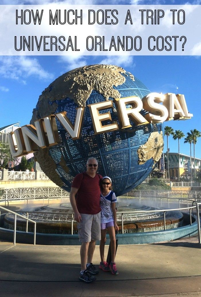 Universal Orlando Budget Breakdown and Tips for Saving ...