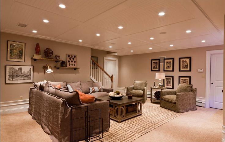 Basement Drop Ceiling Tile Options Moms House Decor