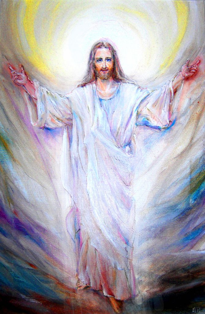 Jesus Christ is the Light of the World