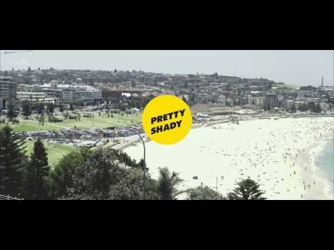 Your Time In The Sun Mural, Campbell Parade, Bondi - YouTube