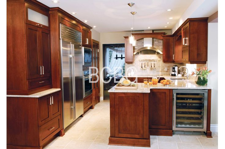 Pictures Of Kitchens With Maple Cabinets