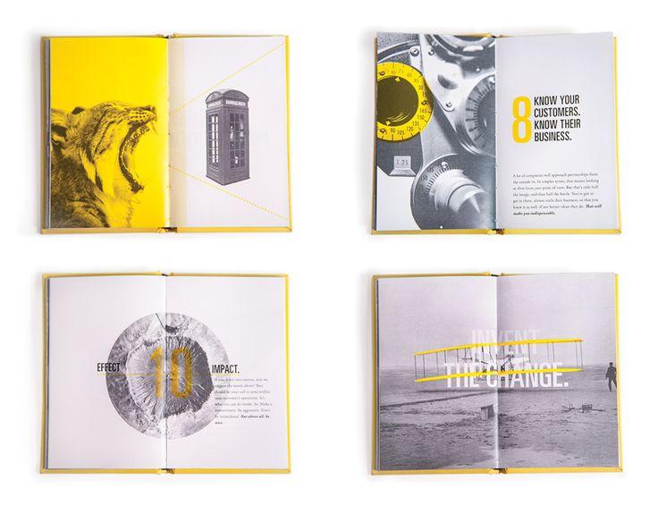 93 best brochure design images on pinterest brochures for Award winning brochure designs
