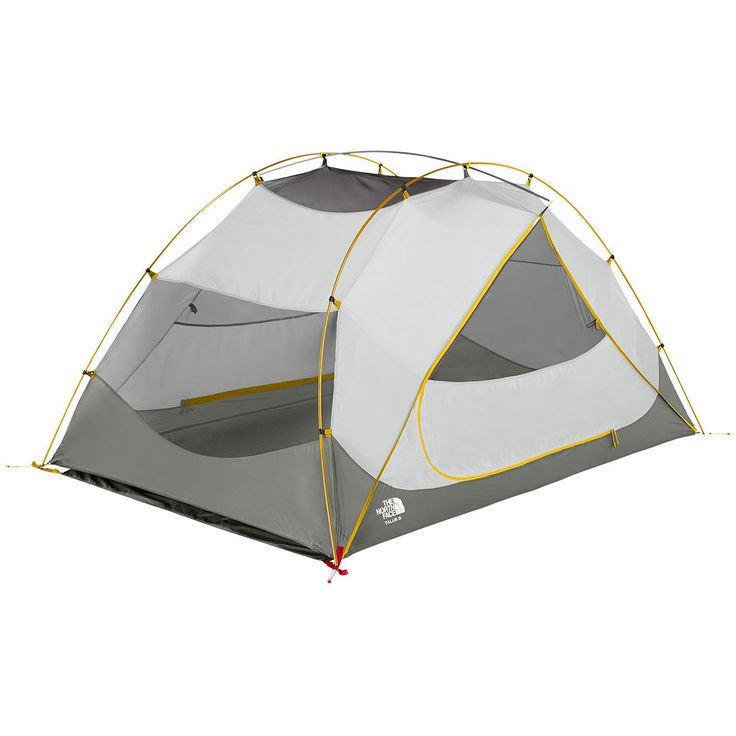 The North Face Talus 3 Tent - Tents, Bivvies and Accessories - Camping and Tramping - Gear - Bivouac Online Store