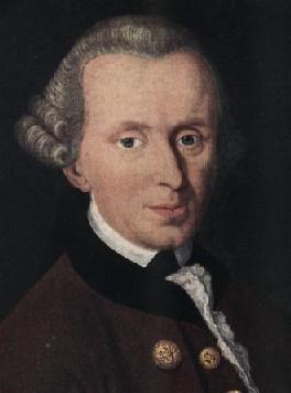 Emmanuel Kant : métaphysique des moeurs