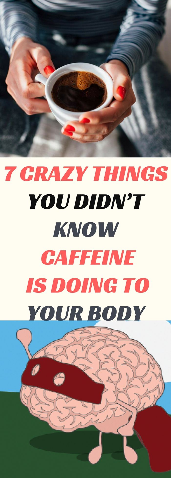 7 Crazy Things You Didn't Know Caffeine Is Doing to Your Body!! Read this carefully.!!!