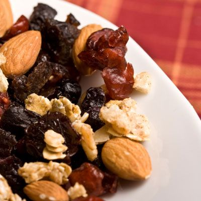 Trail mix is an easy and healthy snack for diabetes
