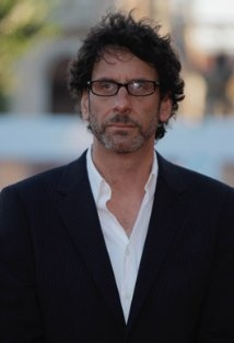 """Joel Coen: """"The Coen Brothers movies are dark but smart and funny. They also have a clear voice in all their films. Bonus: they went to NYU like I did"""" - Tiffany Orbin, Producer"""