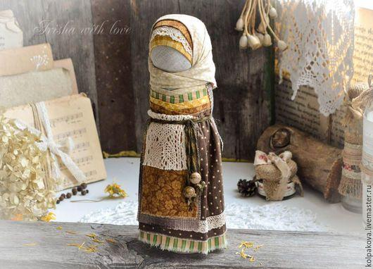 Народные куклы ручной работы. Ярмарка Мастеров - ручная работа. Купить кукла На удачное замужество