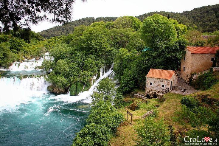 Wodospad Skradinski Buk w Parku Narodowym Krka | CroLove.pl |