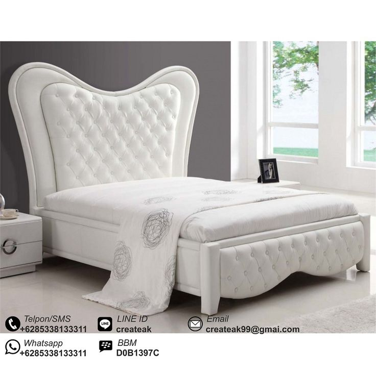 Tempat Tidur Minimalis Sandiago