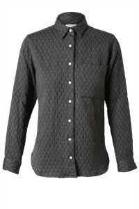 Surface to Ait button up quilt @ Insbuyr.com