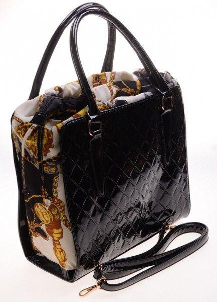 Zwarte handtassen. Online uitzoeken en bestellen bij Noa's Sieraden. Leuke bijoux, mode-accessoires, damestassen. Vlotte levering. Noa's Sieraden is onderdeel van House of Noa -