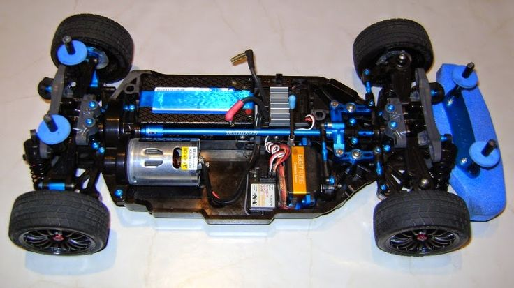 Tamiya TT02 guide, Mods, tuning and tips for club racing | The RC Racer