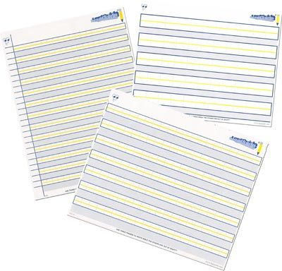 40 best Adapted Paper images on Pinterest Handwriting without - lined paper in word