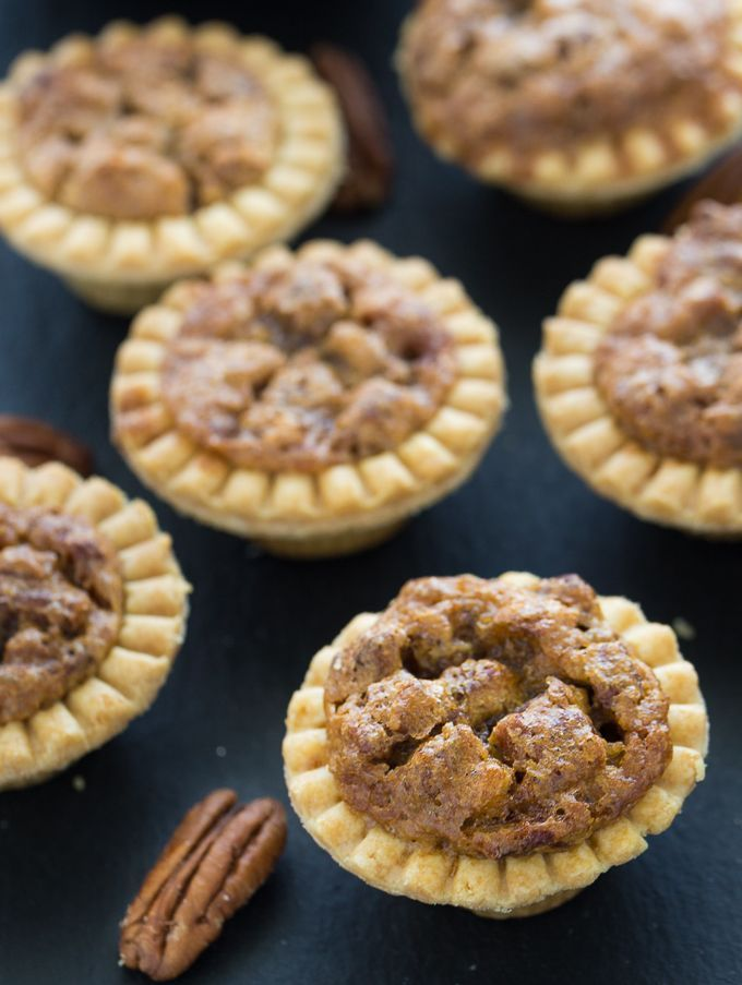 Recipe for one of Canada's favourite desserts: Pecan Butter Tarts.