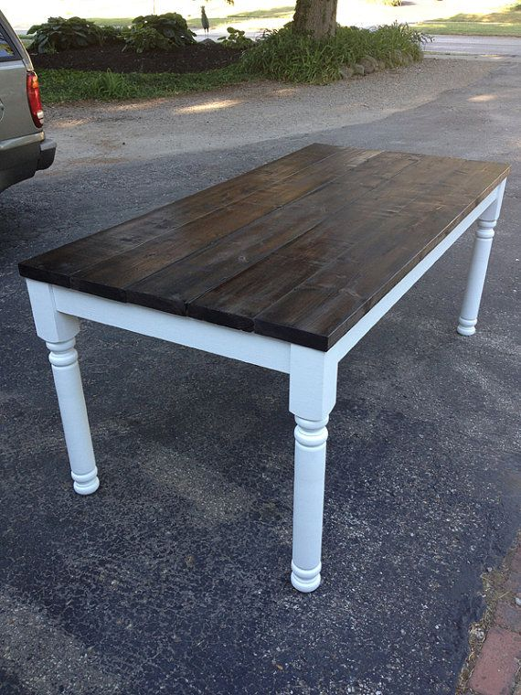 Perfect farm house table only $349 via ETSY.