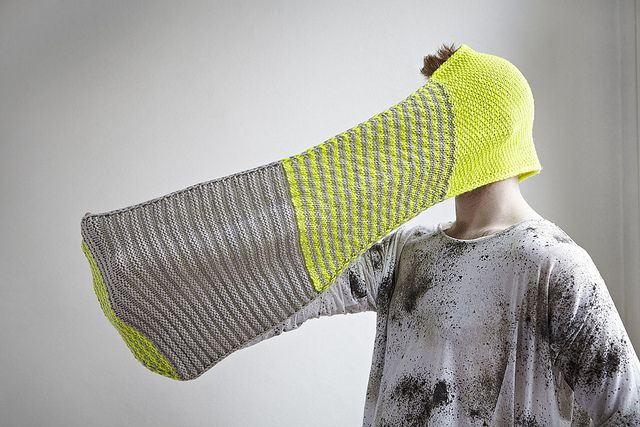 Ravelry: Safety Scarf pattern by Stephen West