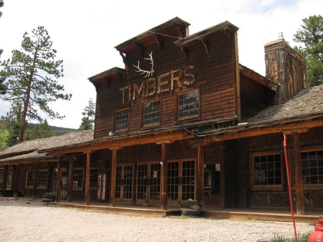 Timbers in Cuchara, CO