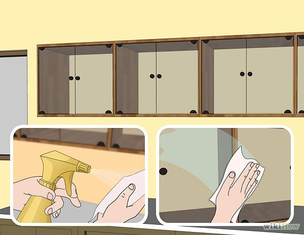 781 best images about cleaning on pinterest stains homemade and white vinegar - Clean cabinets using homemade solution ...