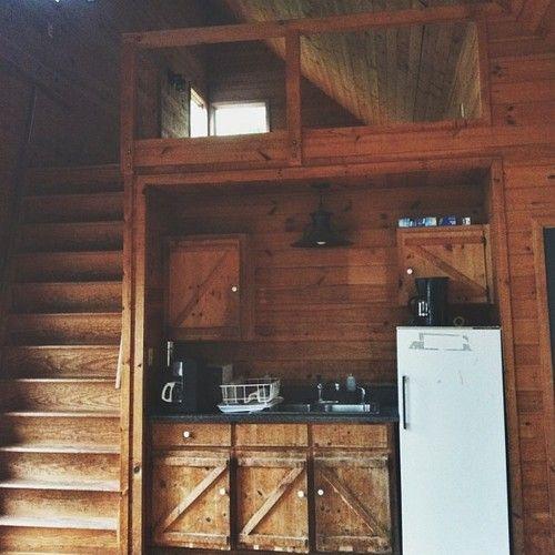 25+ Best Rustic Cabin Kitchens Ideas On Pinterest