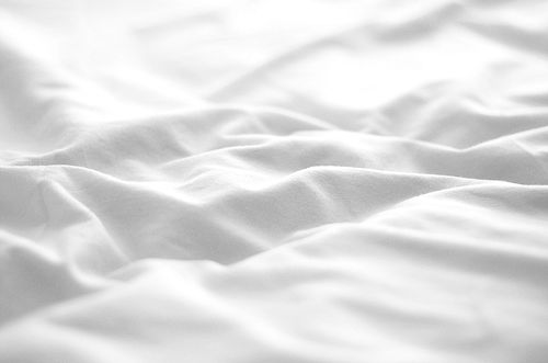 white, bed, and photography-bilde