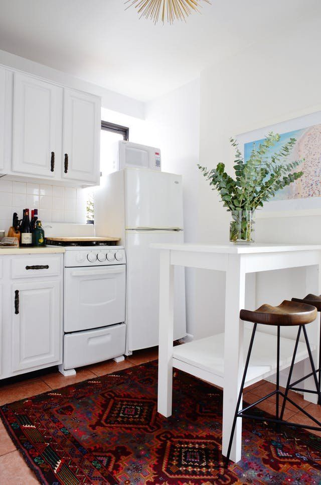 Small Kitchen Storage Solutions Apartment Therapy