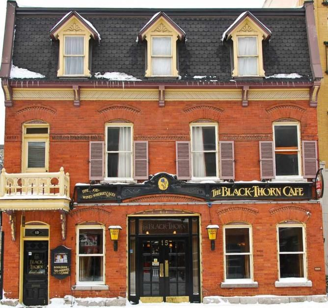 Top 10 bars in Ottawa