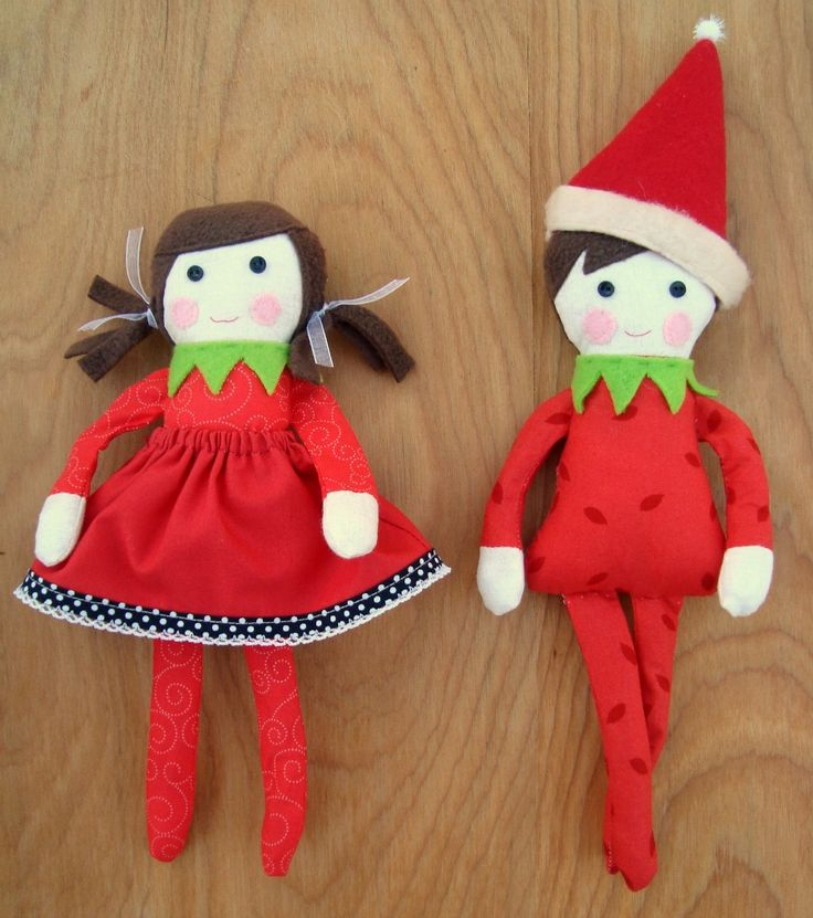 Free Knitting Patterns For Elf On The Shelf Clothes : 17 Best images about Handmade Dolls on Pinterest ...