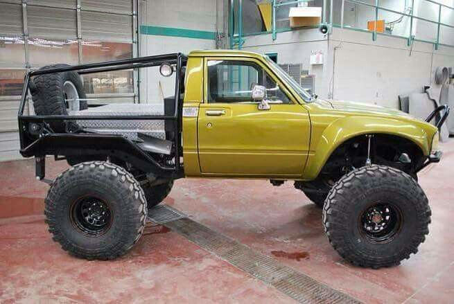 First Gen Toyota Pickup