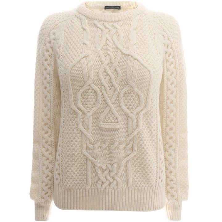 Скажите, пожалуйста, а не попадались ли кому такие араны, чтобы они…: ru_knitting