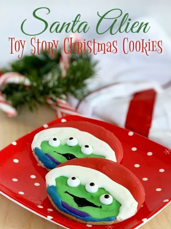 Get Ready for Toy Story 4 with These Toy Story Christmas Cookies