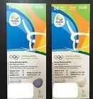 #Ticket  2 Tickets Turnen Gymnastic Artistic Men Rio 6.08.2016 GA002 Olympia Olympics #deutschland