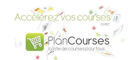 #Organisation #Geek #Pratique #App J'ai testé : Plan Courses, application mobile pour la gestion des #courses