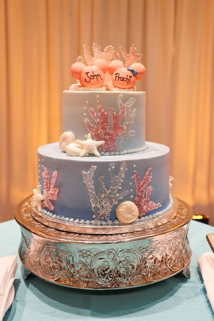 Cake Images With Name Prachi : 527 best images about Wedding Cake Wednesday on Pinterest ...