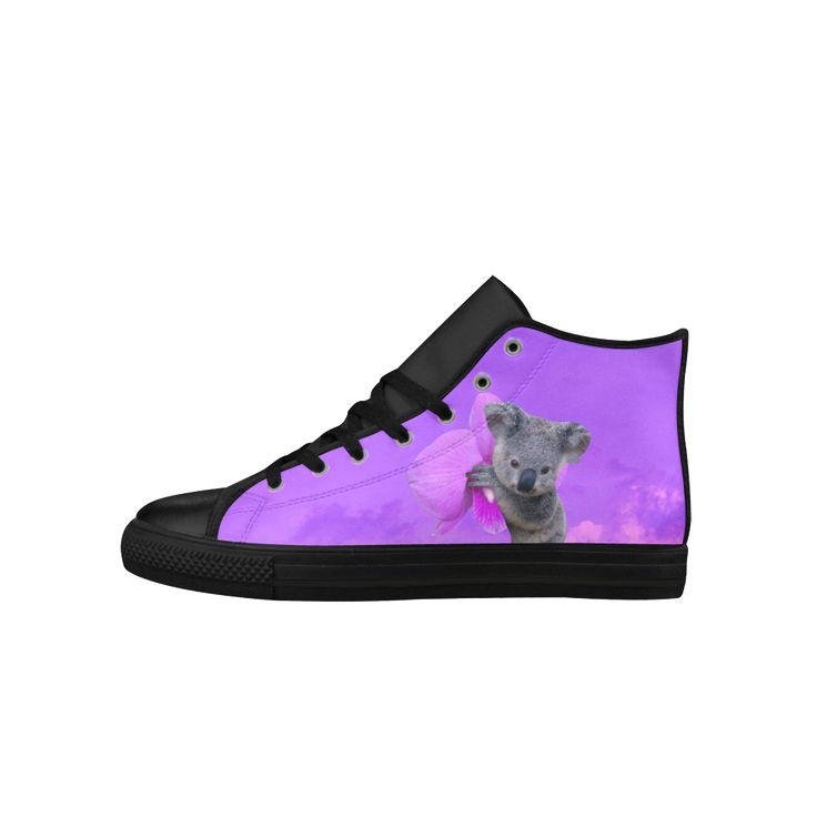 Koala Aquila High Top Action Leather Women's Shoes. FREE Shipping. FREE Returns. #sneakers #koala