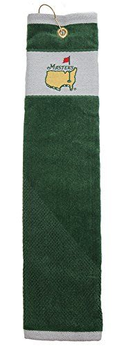 Best Golf Bags | Masters Tournament Green Golf Towel >>> Check this awesome product by going to the link at the image. Note:It is Affiliate Link to Amazon.