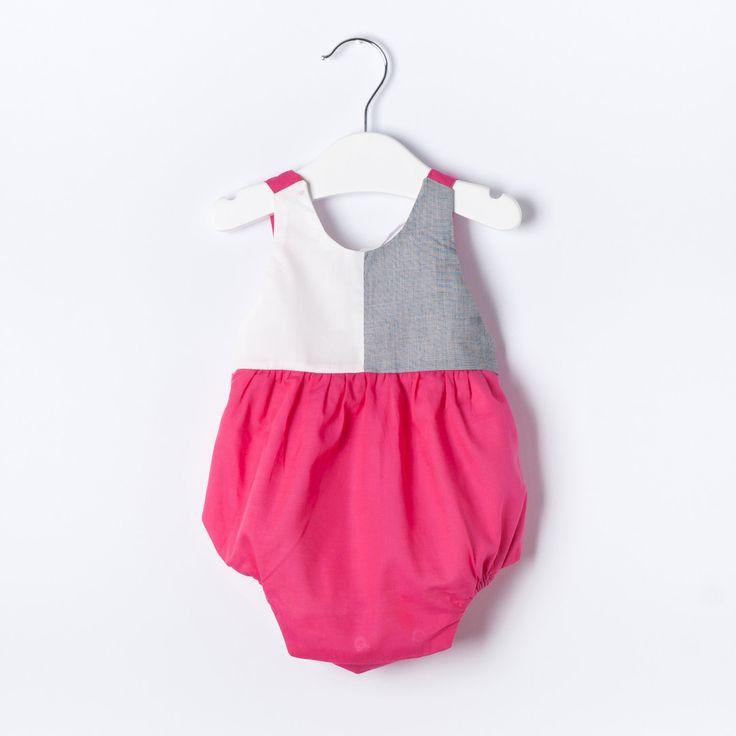 Pink Romper | miini moh