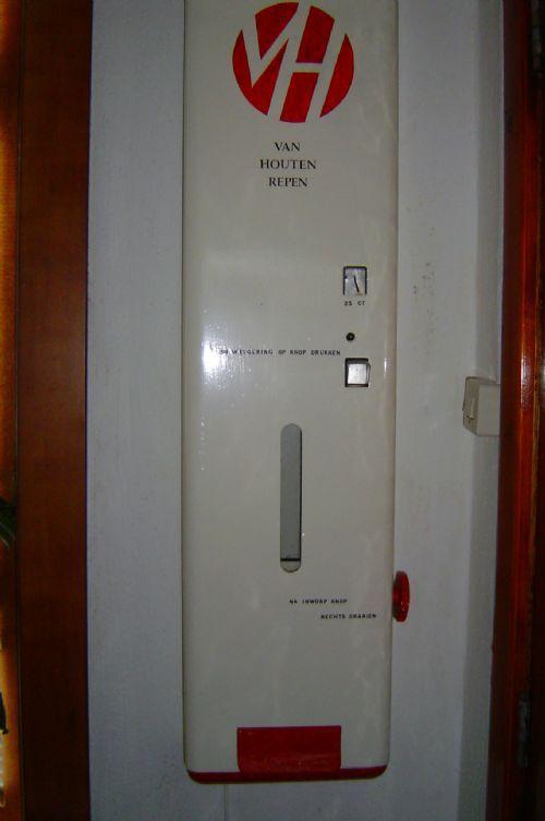 snoep automaat