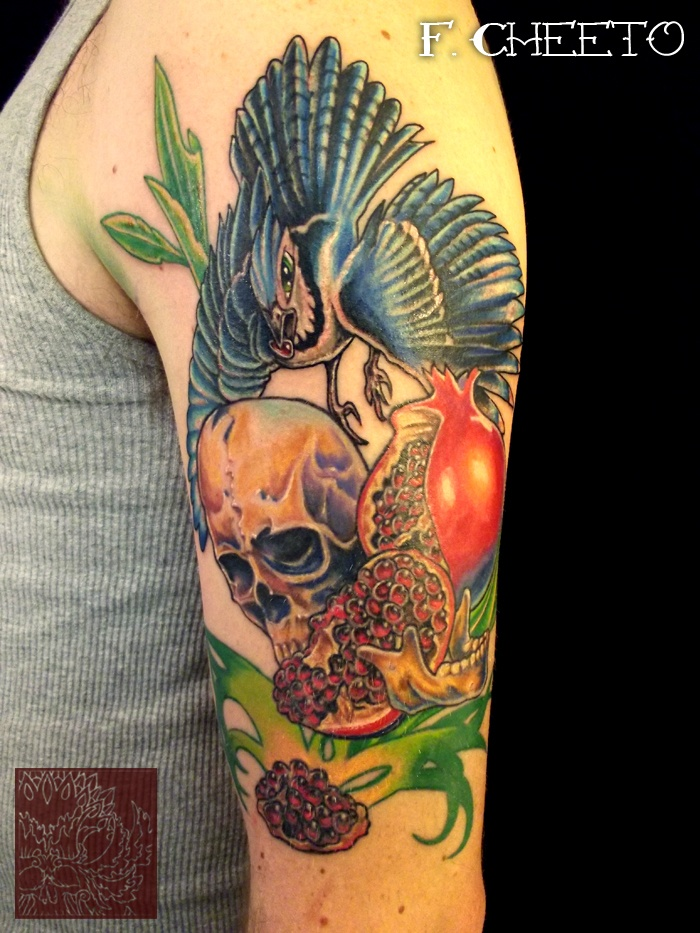 104 best tattoos images on pinterest tattoo ideas for Dragon lily tattoo