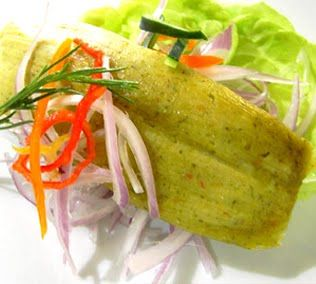 How to Cook Tamalitos Verdes/ Green Tamales?: Peruvian food... Peruvian Recipes!!! ~ Cooking Classes by Cheff Bigotes