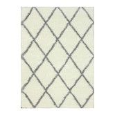 Found it at Wayfair.ca - Grey & Off White Shag Area Rug
