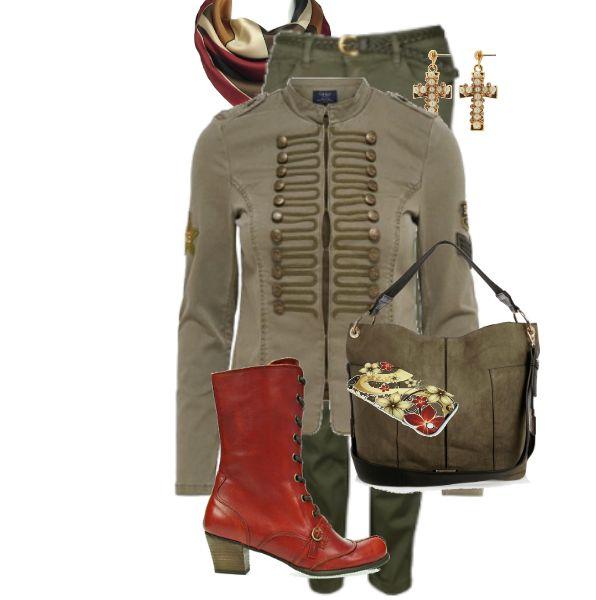 Military - FashionCo. -  Altijd de nieuwste fashion voor de beste prijs